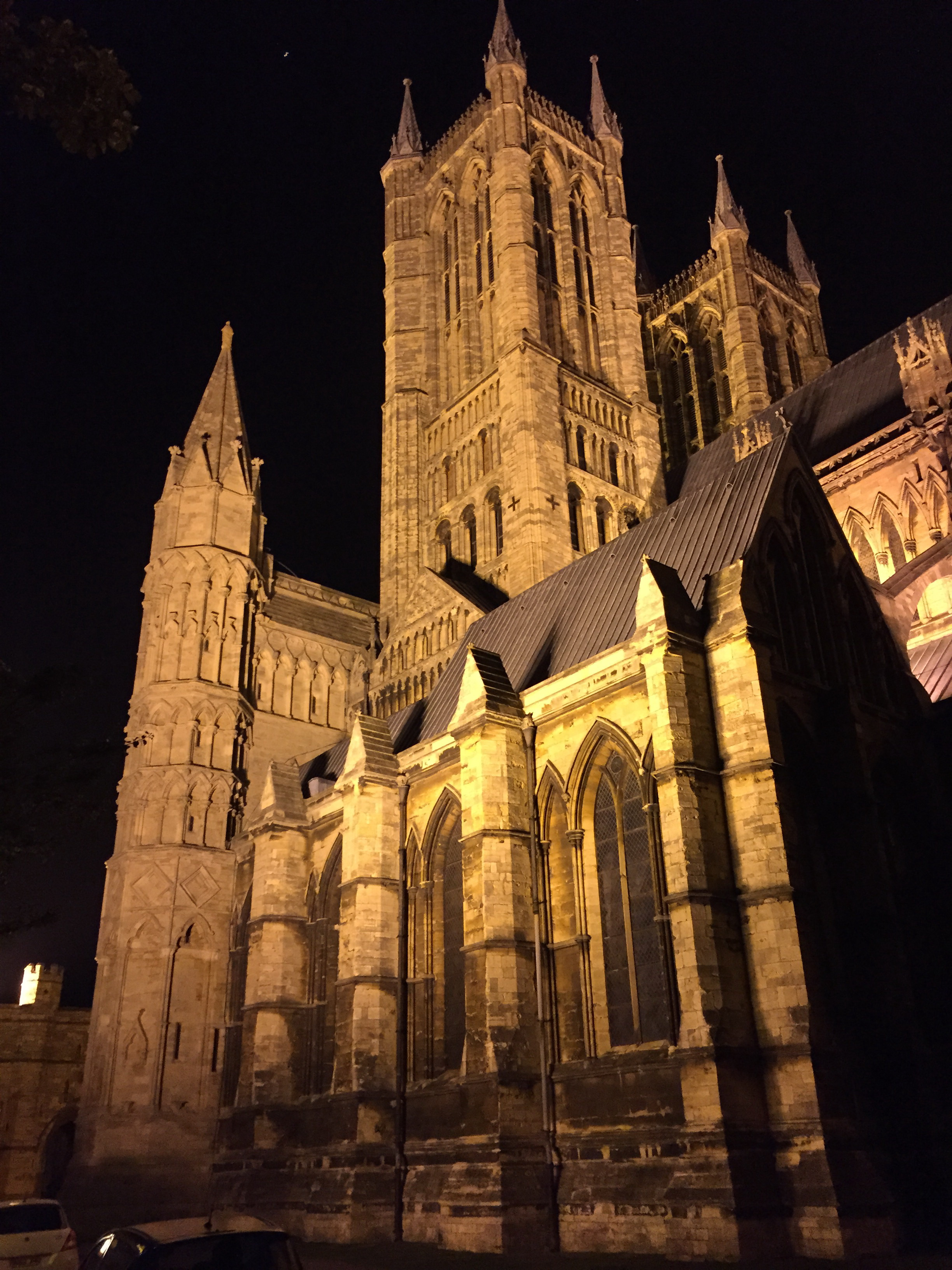 Lincoln Cathedral (Photo: Jessica Tearney-Pearce)